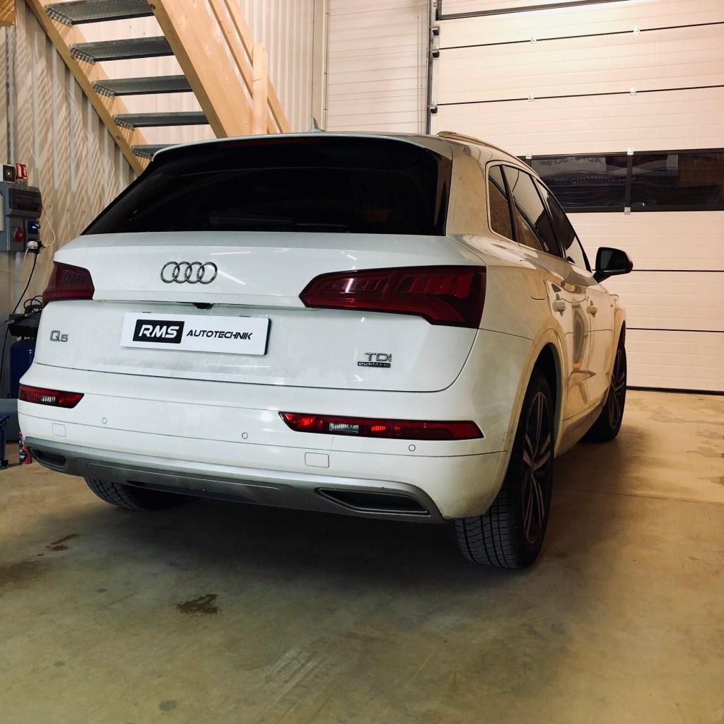 Camera Audi Q5 FY