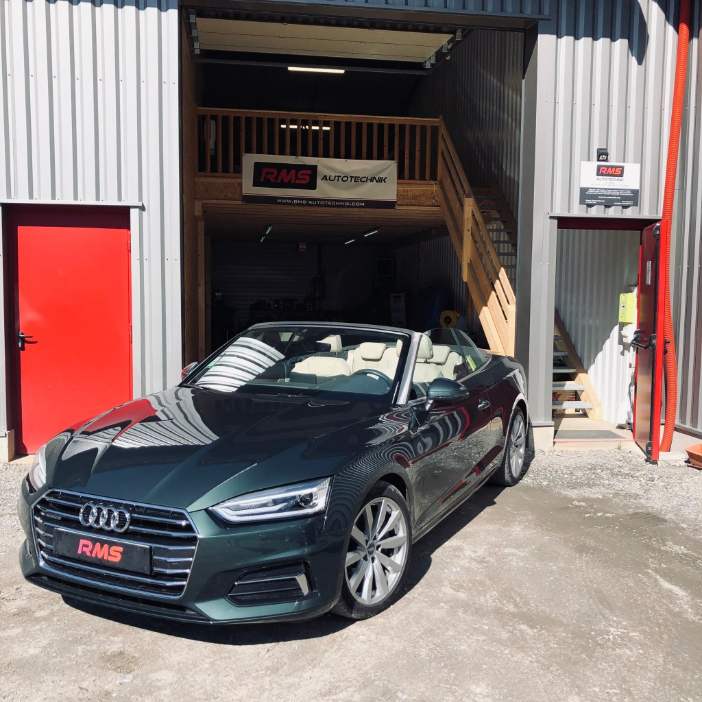 Audi A5 (F5) Cabriolet
