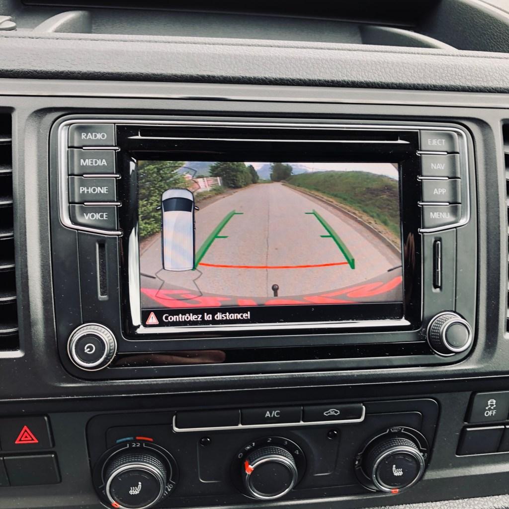 Camera de recul VW T6